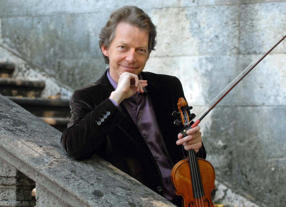 Ingolf Turban, Violine