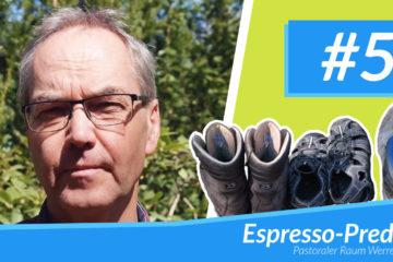 Esspresso Predigt 5 - Zwei Freunde