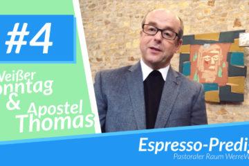 espresso-predigt Weißer Sonntag