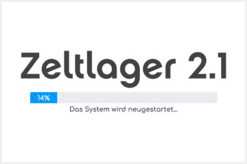 Zeltlager 2.1 Logo